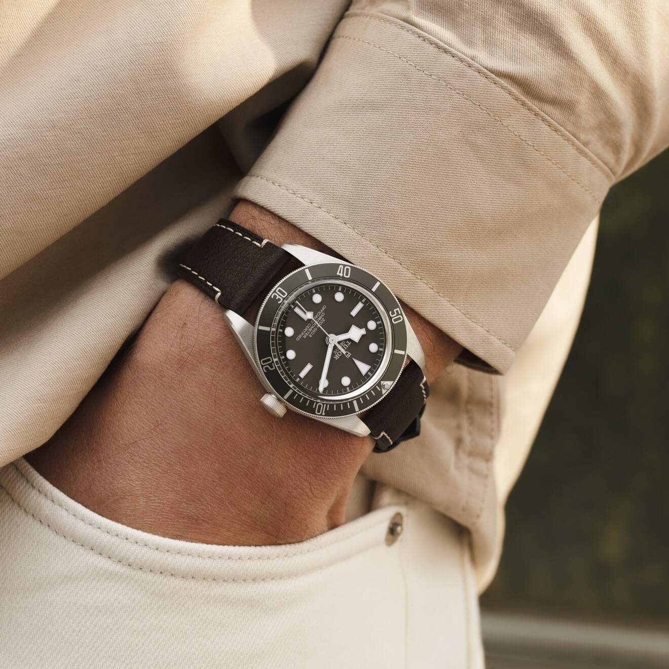 Tudor Black Bay Fifty-Eight 925 Ref. 79010SG-0001 - Lifestyle - Mamic 1970
