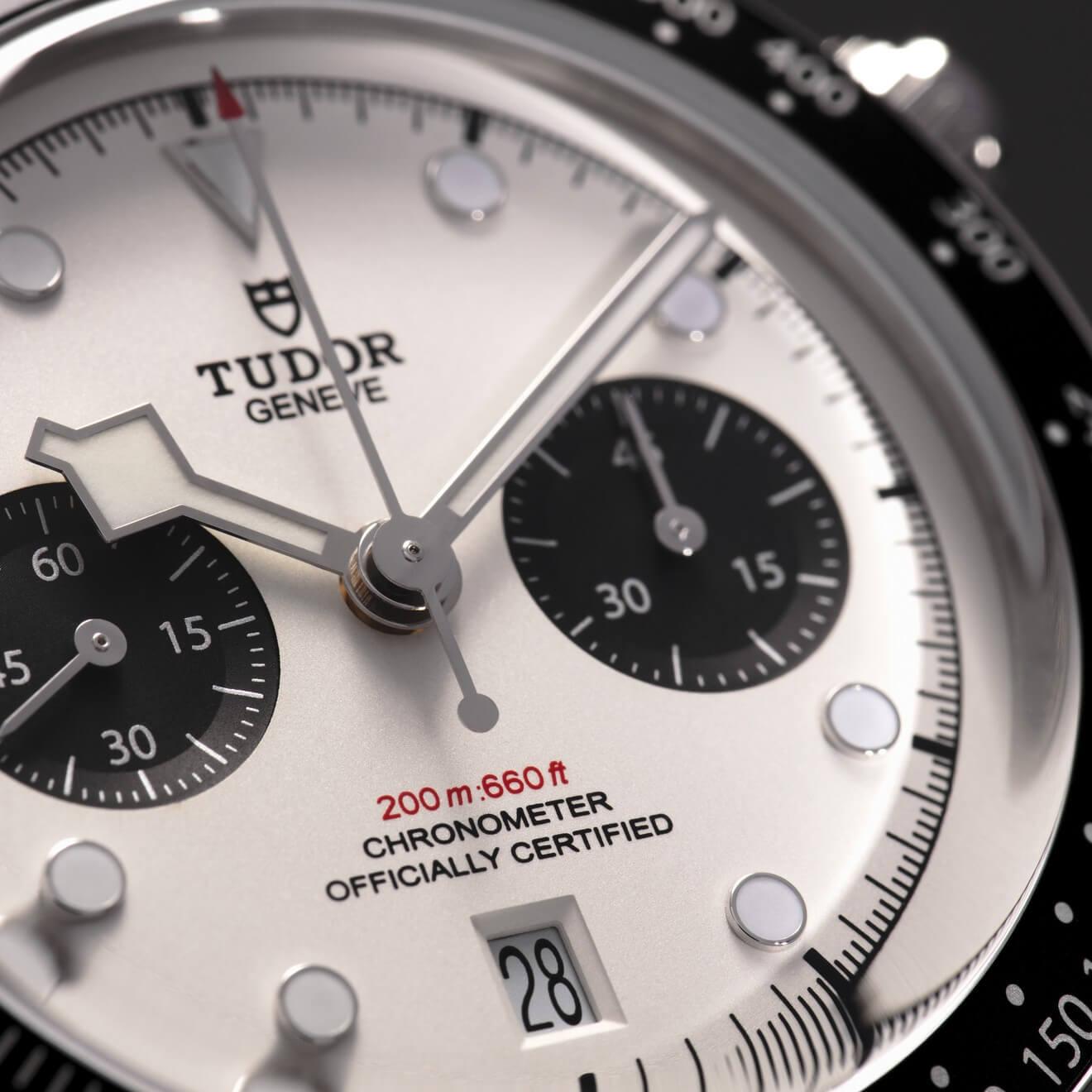 Tudor Black Bay Chrono Ref. 79360N - Mamic 1970
