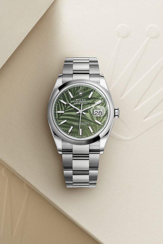 Rolex Datejust 36 Ref. 126200-0020 - Mamic 1970