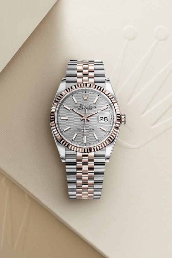 Rolex Datejust 36 Ref. 126231-0033 - Mamic 1970