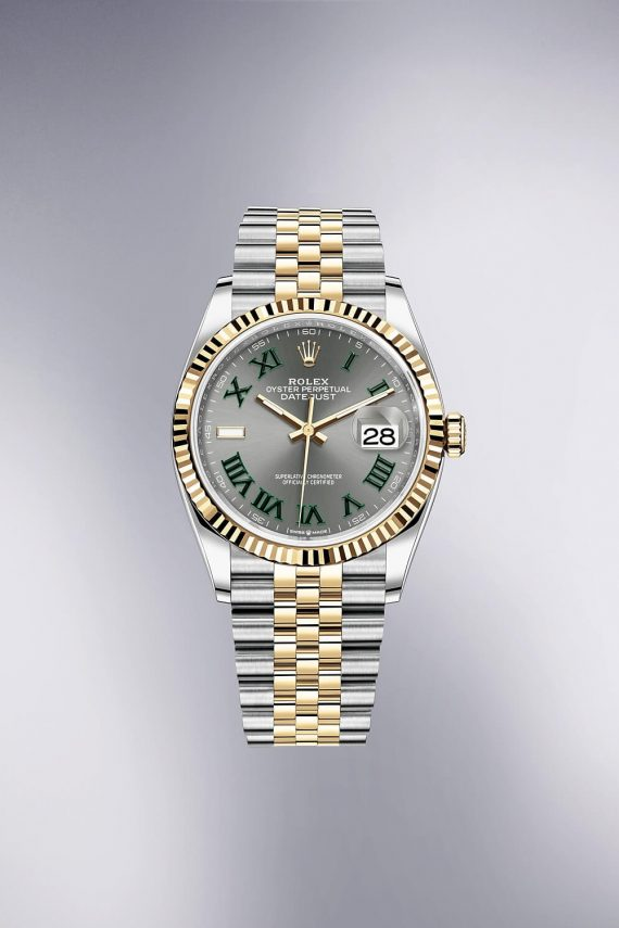Rolex Datejust 36 Ref. 126233-0035 - Mamic 1970