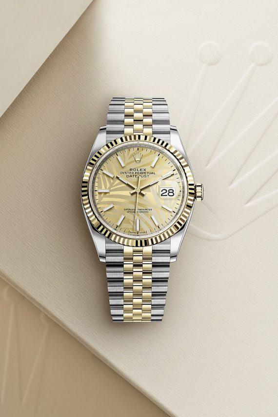 Rolex Datejust 36 Ref. 126233-0037 - Mamic 1970