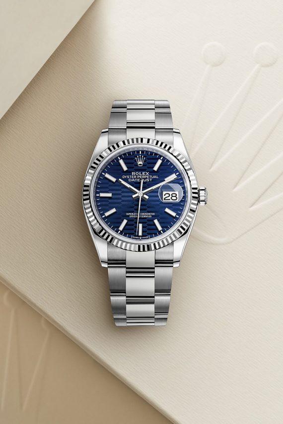 Rolex Datejust 36 Ref. 126234-005 - Mamic 1970