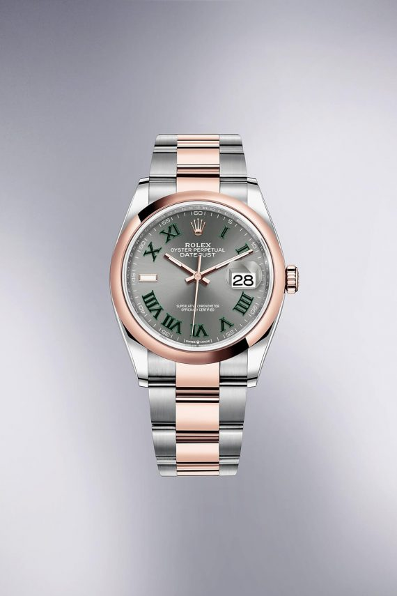 Rolex Datejust 36 Ref. 126201-0030 - Mamic 1970