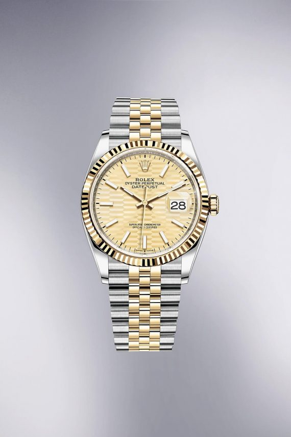 Rolex Datejust 36 Ref. 126233-0039 - Mamic 1970