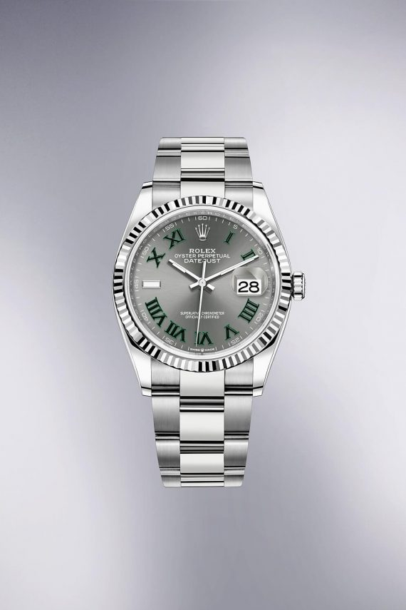 Rolex Datejust 36 Ref. 126234-0046 - Mamic 1970