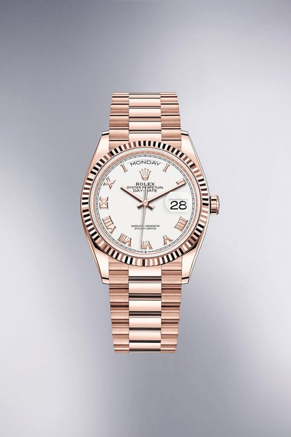 Rolex Day Date 36 Ref. 128235-0052 - Mamic 1970