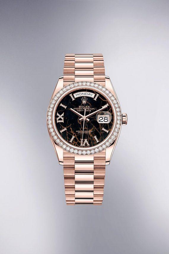 Rolex Day Date 36 Ref. 128345rbr-0044 - Mamic 1970