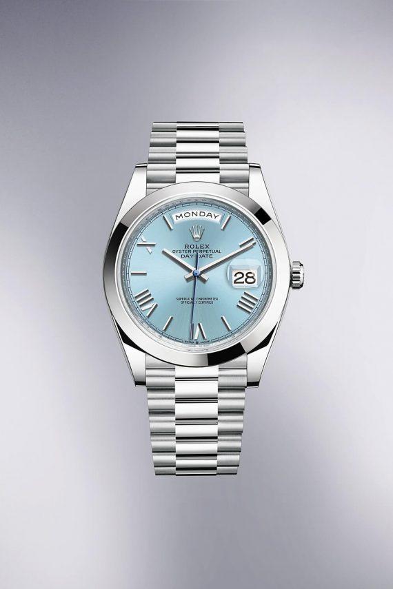 Rolex Day Date 40 Ref. 228206-0044 - Mamic 1970
