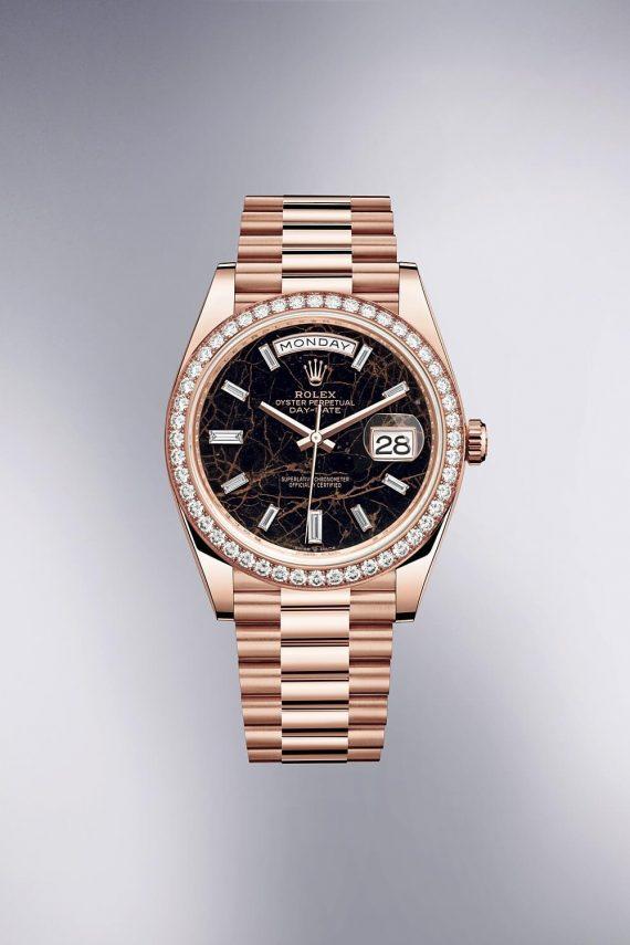 Rolex Day Date 40 Ref. 228345rbr-0016 - Mamic 1970