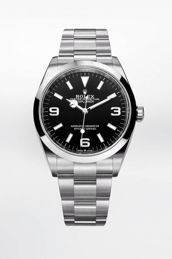 Rolex Explorer Ref. 24270-0001 - Mamic 1970