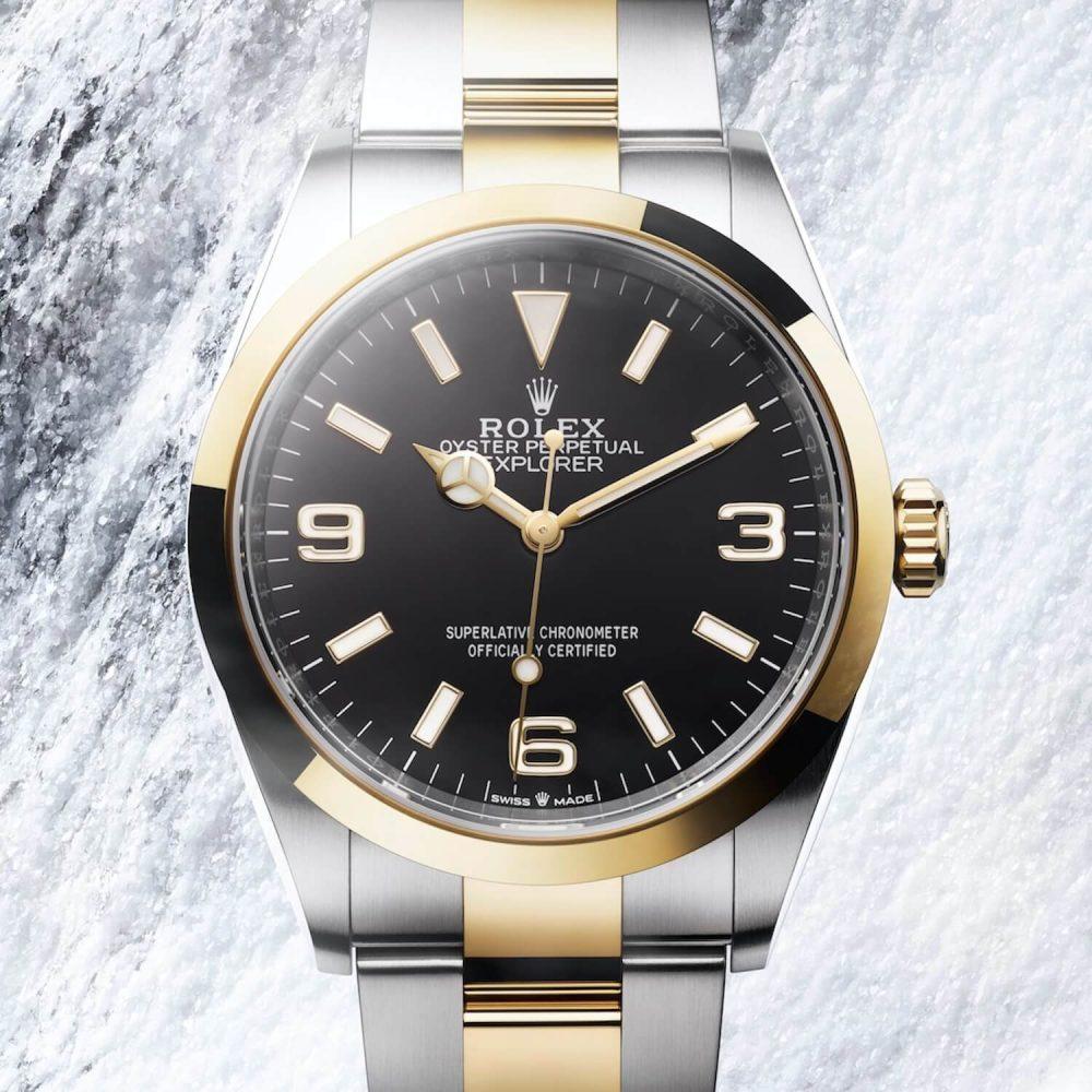Rolex Explorer Ref. 124273-0001 - Mamic 1970