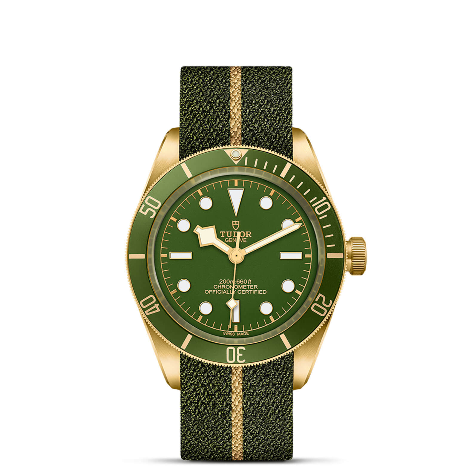 Tudor Black Bay Fifty Eight 18k Ref. 79018V 0001 Additiona Bracelet
