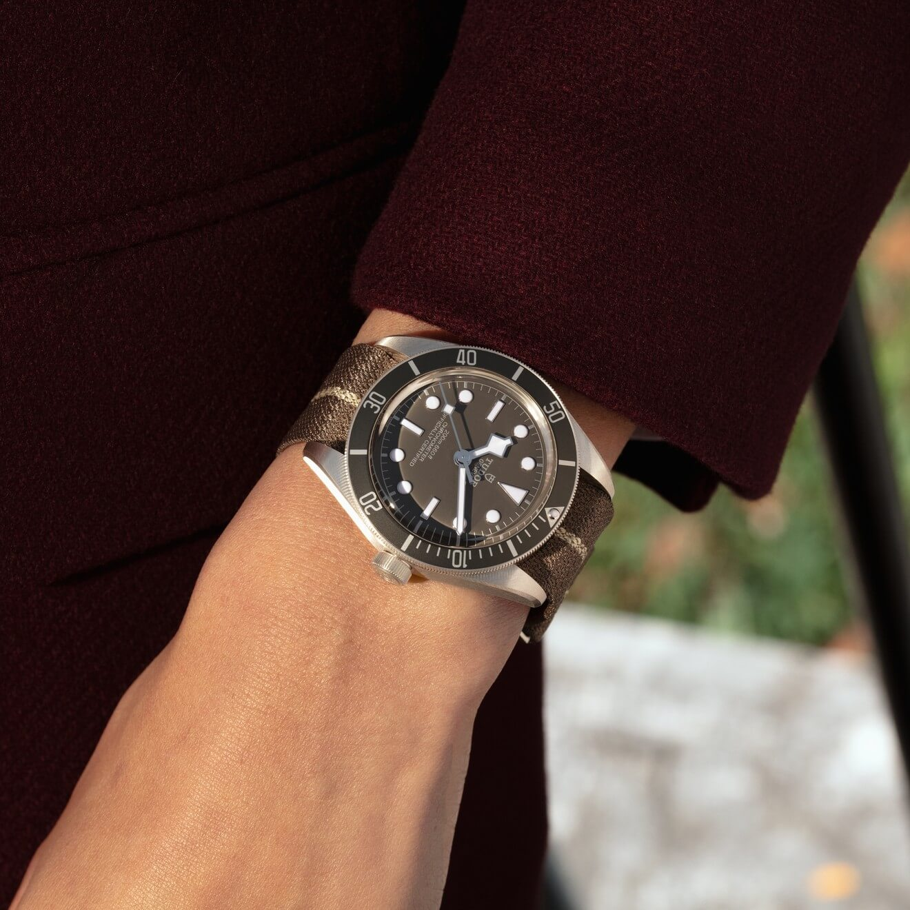 Tudor Black Bay Fifty-Eight 925 Ref. 79010SG-0002 - Lifestyle - Mamic 1970