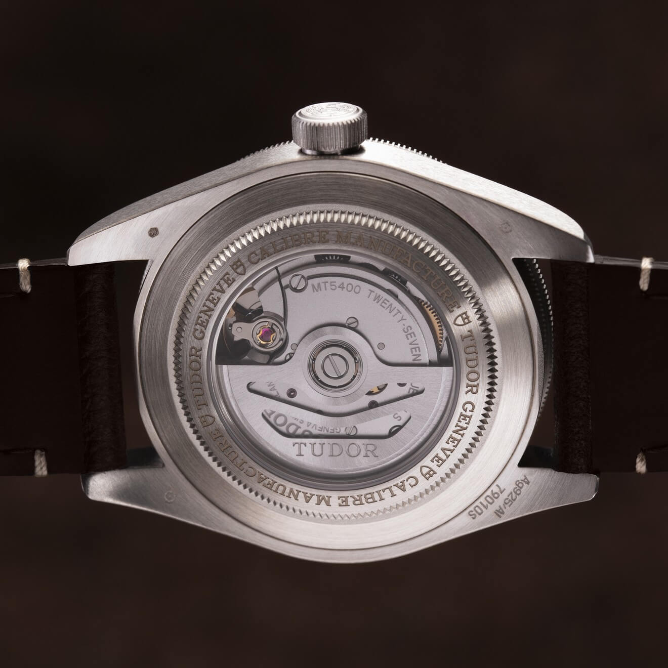 Tudor Black Bay Fifty-Eight 925 Ref. 79010SG-0001 - Case Back - Mamic 1970