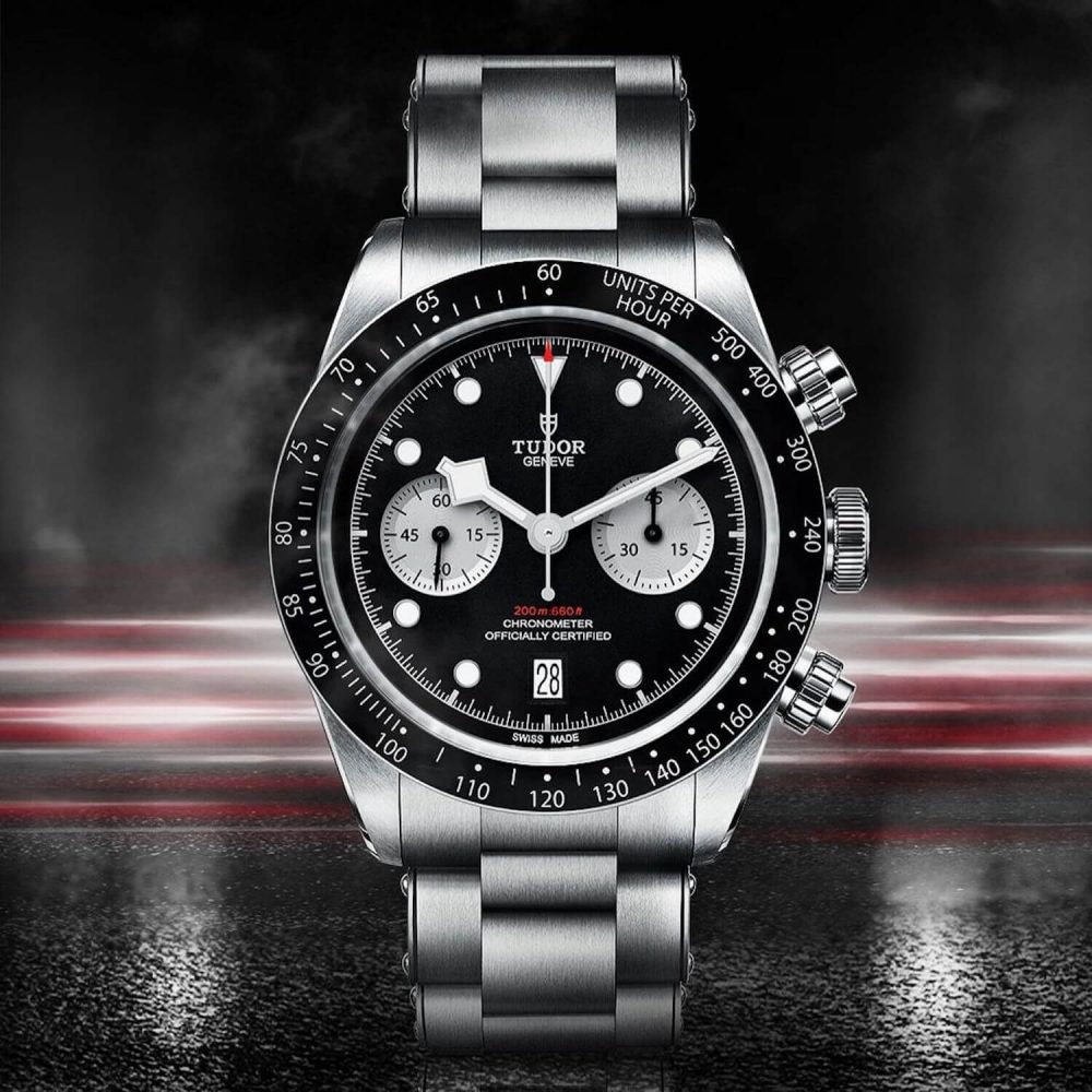 TUDOR Black Bay Chrono Ref. 79360N-0001 - Mamic 1970