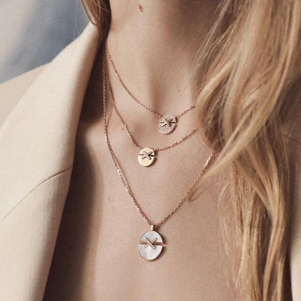Chaumet Jeux de liens Harmony necklace