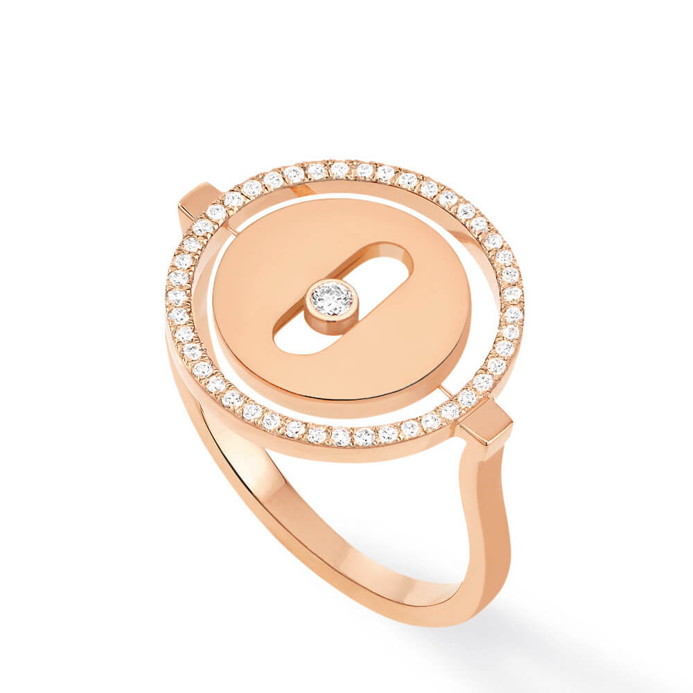 Messika Lucky Move ring