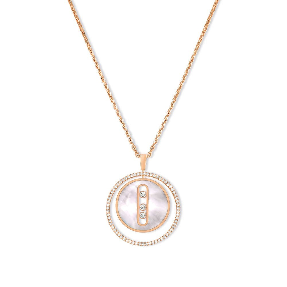 Messika lucky move necklace