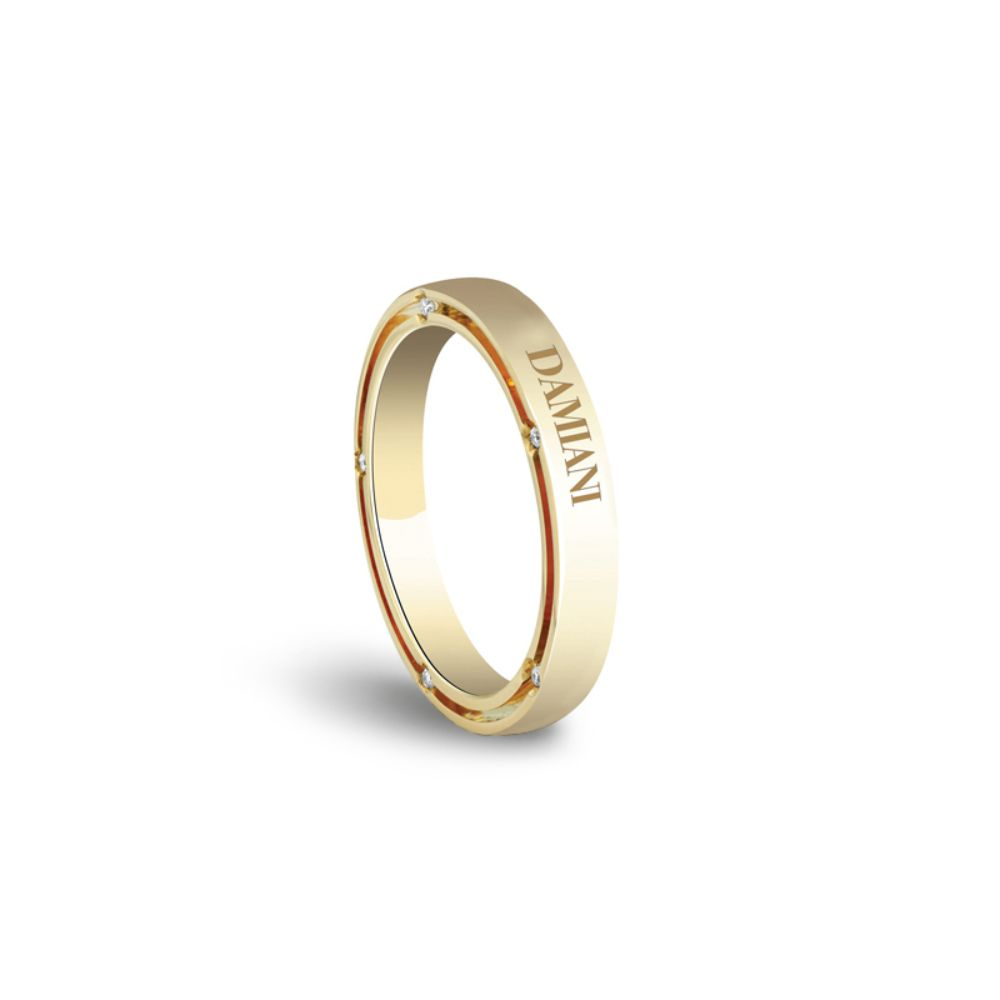 Damiani D.Side ring Ref.20038215