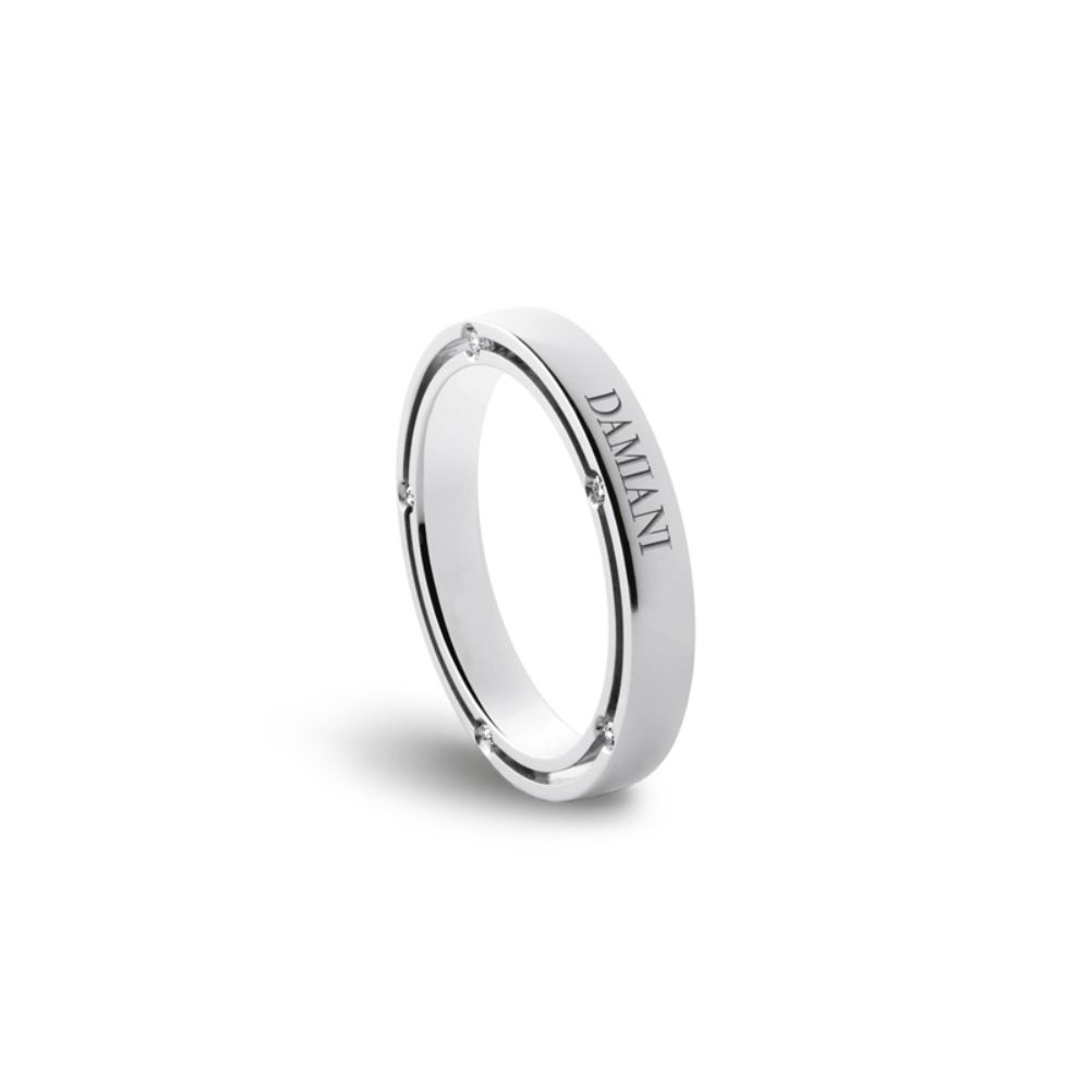 Damiani D.Side ring Ref.20038257