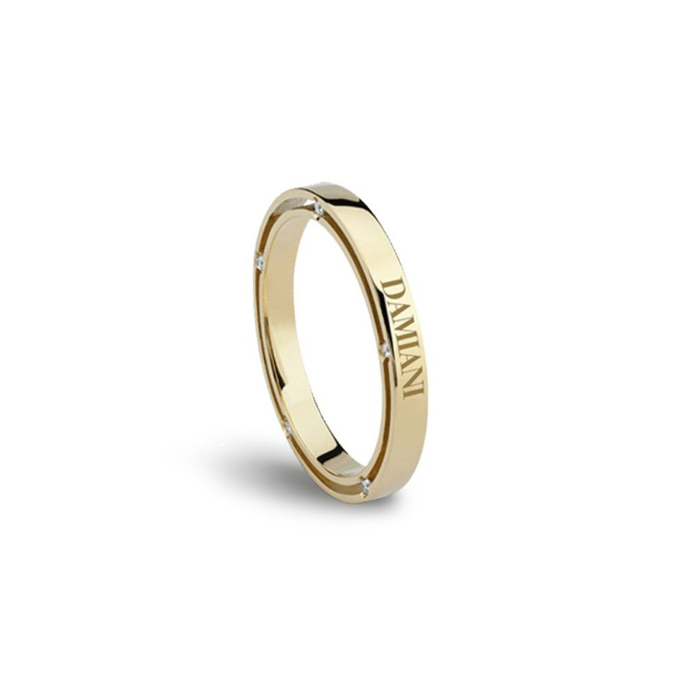 Damiani D.Side Ring