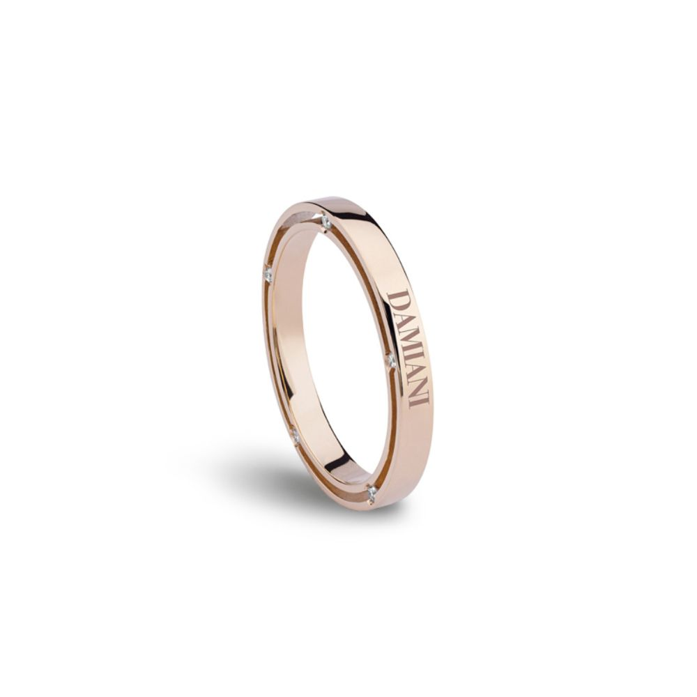 Damiani D.Side ring Ref. 20053375