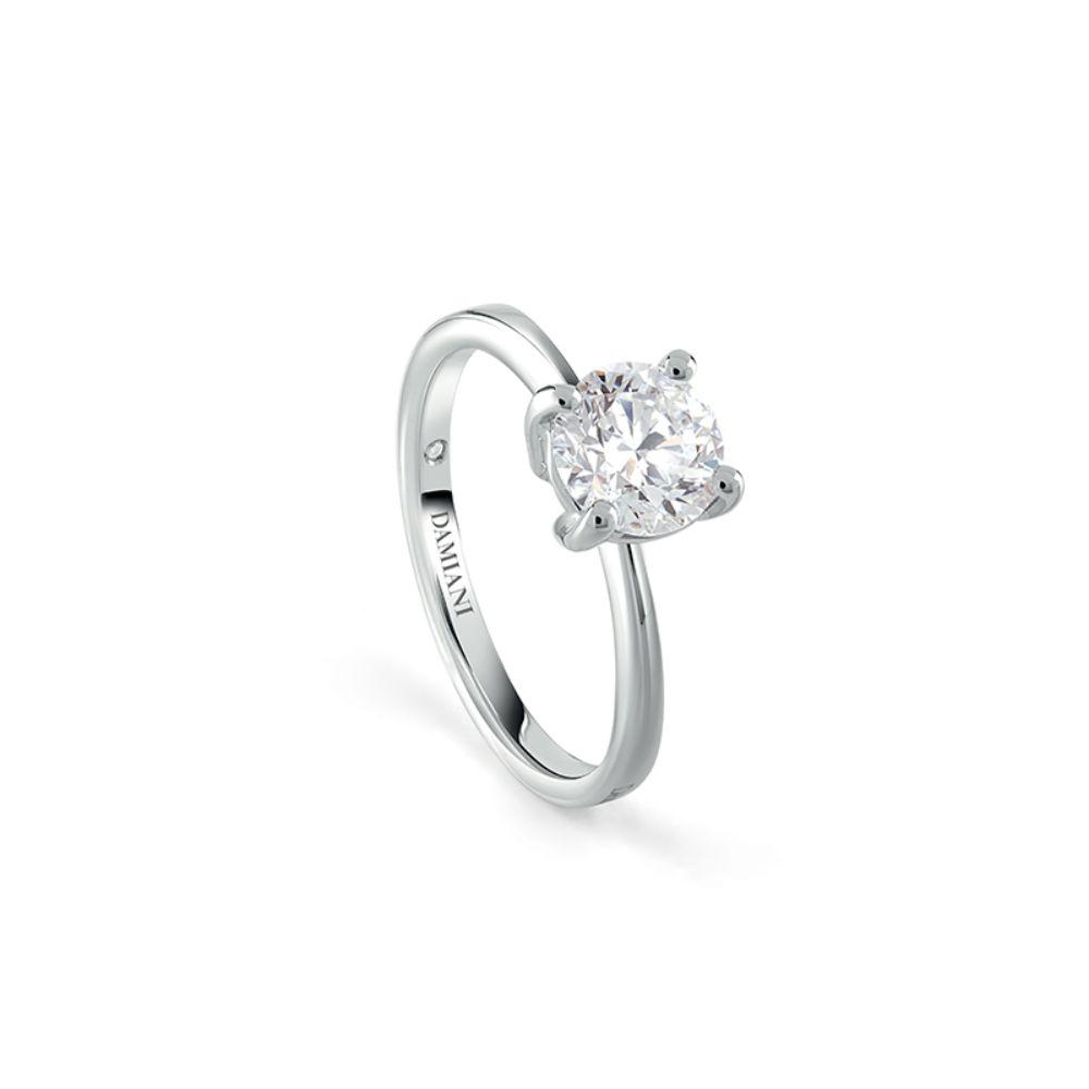 Damiani Luce Engagement Ring